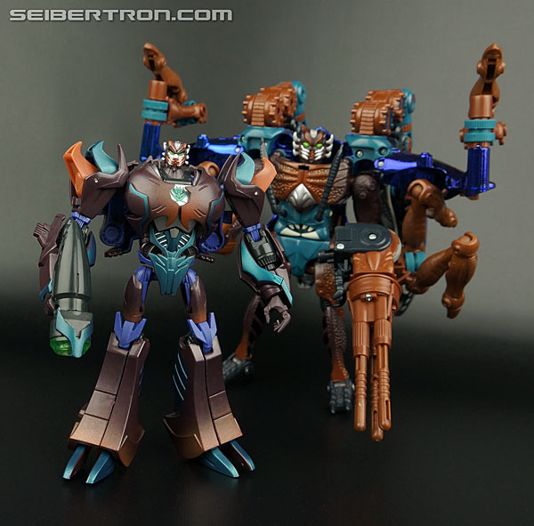 Transformers News: New Galleries: BotCon 2014 Pirate Brimstone and Pirate Hunter