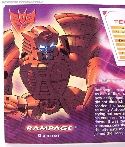Transformers Convention & Club Exclusives Rampage (Image #32 of 58)