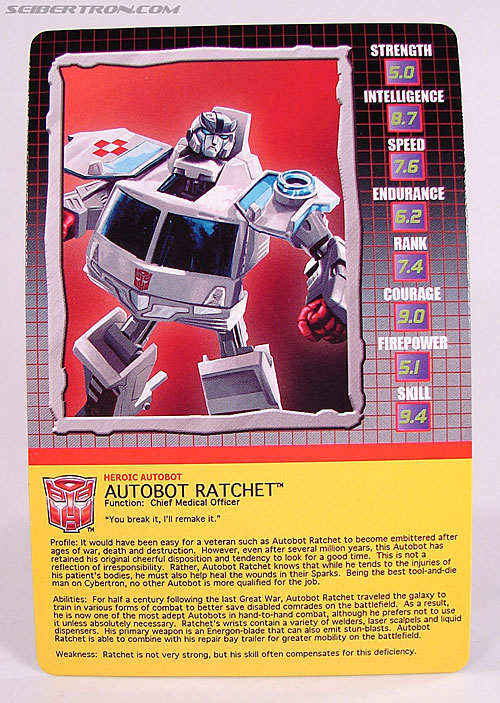Transformers Convention & Club Exclusives Ratchet (Image #137 of 141)