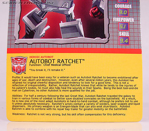 Transformers Convention & Club Exclusives Ratchet (Image #138 of 141)