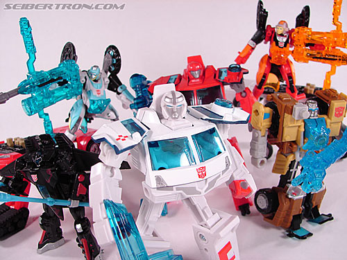 Transformers Convention & Club Exclusives Ratchet (Image #140 of 141)