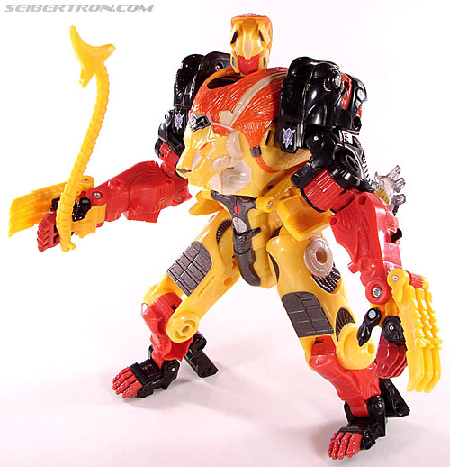 09 Convention Set Galleries Begin: Banzai-Tron & Razorclaw!