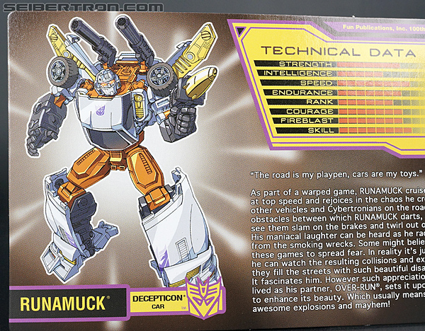 Transformers Convention & Club Exclusives Runamuck (Image #12 of 281)
