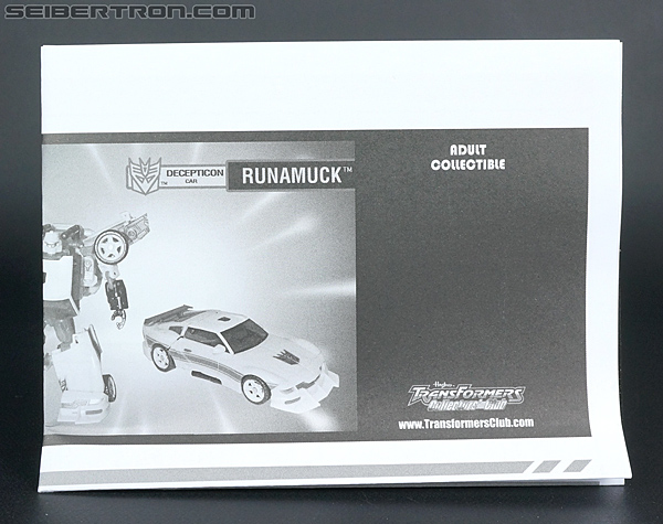 Transformers Convention & Club Exclusives Runamuck (Image #18 of 281)