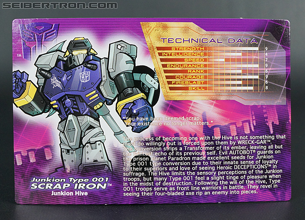 Transformers Convention & Club Exclusives Scrap Iron (Image #4 of 165)