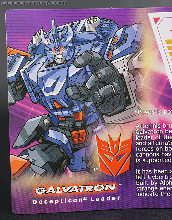 Transformers Convention & Club Exclusives Galvatron (Shattered Glass) (Image #4 of 164)