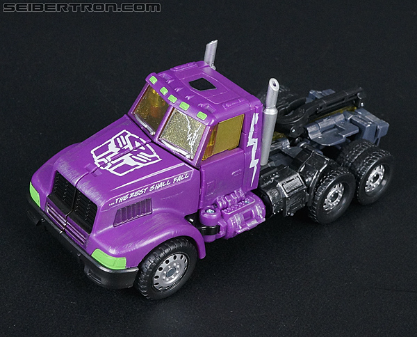 Transformers Convention & Club Exclusives Optimus Prime (Shattered Glass) (Image #19 of 166)