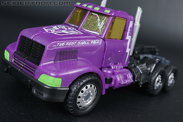 Transformers Convention & Club Exclusives Optimus Prime (Shattered Glass) (Image #20 of 166)