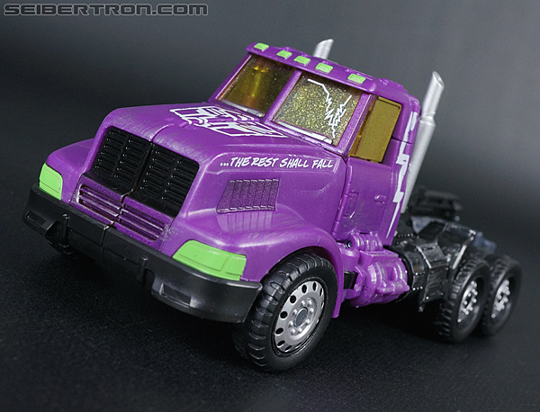 Transformers Convention & Club Exclusives Optimus Prime (Shattered Glass) (Image #22 of 166)