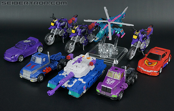 Transformers Convention & Club Exclusives Optimus Prime (Shattered Glass) (Image #30 of 166)