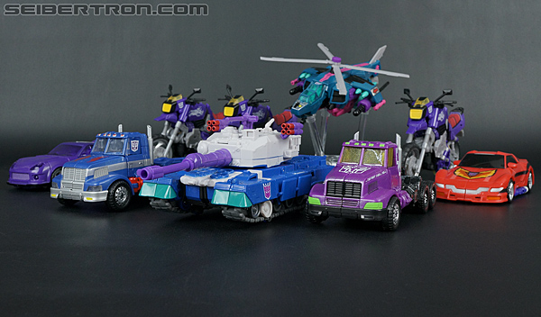 Transformers Convention & Club Exclusives Optimus Prime (Shattered Glass) (Image #32 of 166)