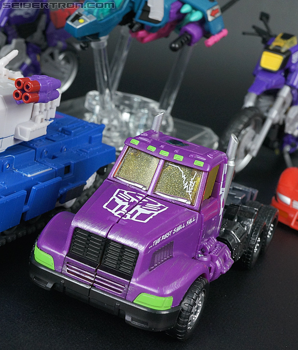 Transformers Convention & Club Exclusives Optimus Prime (Shattered Glass) (Image #34 of 166)
