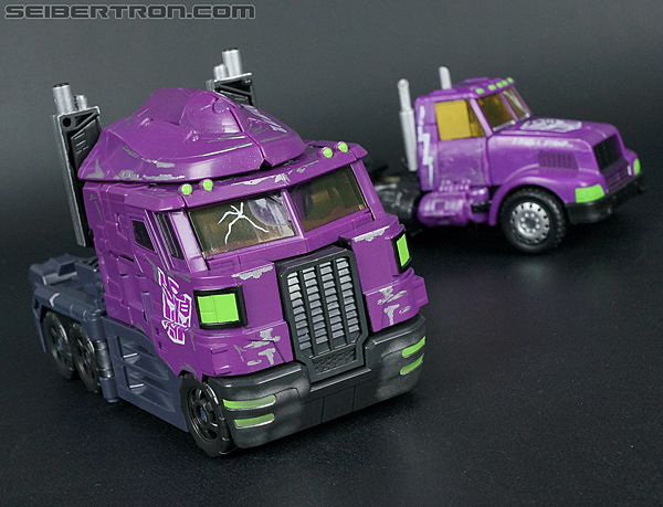 Transformers Convention & Club Exclusives Optimus Prime (Shattered Glass) (Image #41 of 166)