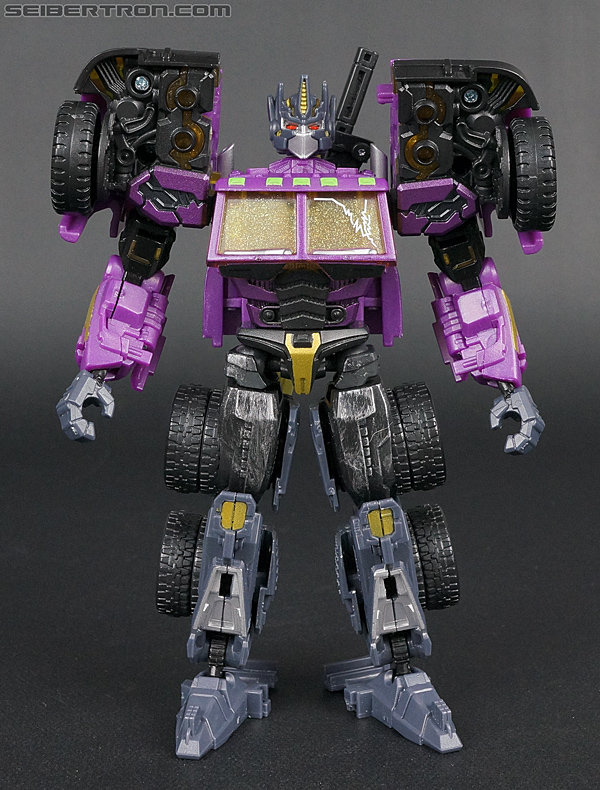 Transformers Convention & Club Exclusives Optimus Prime (Shattered Glass) (Image #42 of 166)
