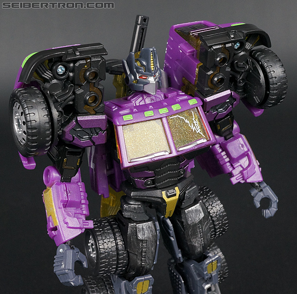 Transformers Convention & Club Exclusives Optimus Prime (Shattered Glass) (Image #45 of 166)
