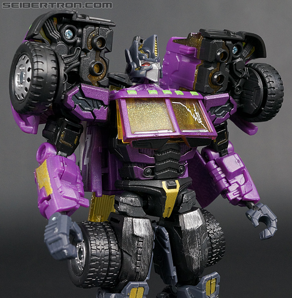 Transformers Convention & Club Exclusives Optimus Prime (Shattered Glass) (Image #47 of 166)