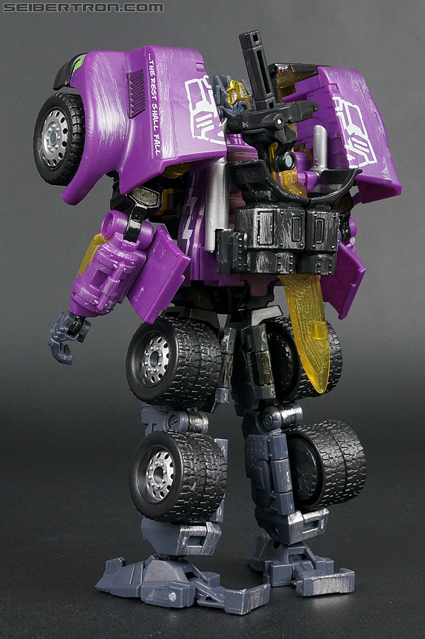Transformers Convention & Club Exclusives Optimus Prime (Shattered Glass) (Image #54 of 166)