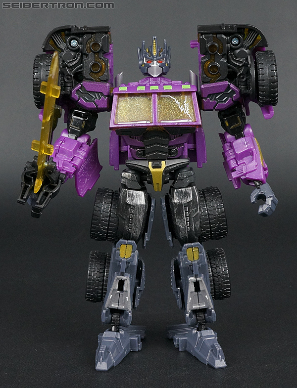 Transformers Convention & Club Exclusives Optimus Prime (Shattered Glass) (Image #55 of 166)
