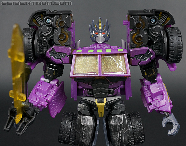 Transformers Convention & Club Exclusives Optimus Prime (Shattered Glass) (Image #56 of 166)