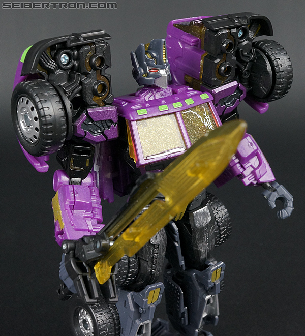Transformers Convention & Club Exclusives Optimus Prime (Shattered Glass) (Image #58 of 166)