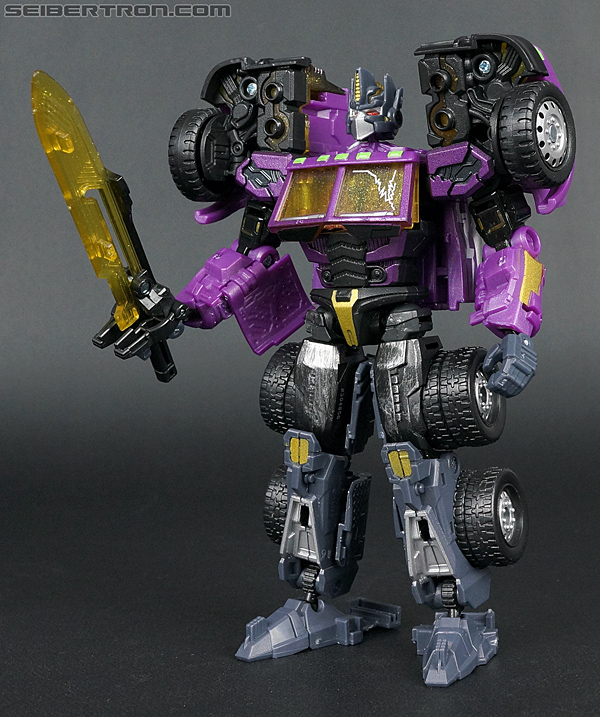 Transformers Convention & Club Exclusives Optimus Prime (Shattered Glass) (Image #69 of 166)