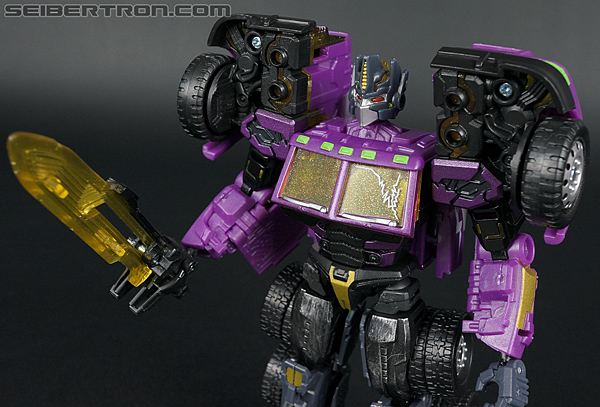 Transformers Convention & Club Exclusives Optimus Prime (Shattered Glass) (Image #71 of 166)