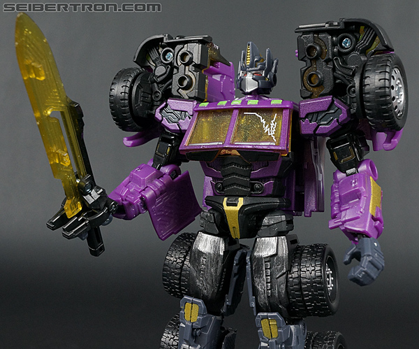 Transformers Convention & Club Exclusives Optimus Prime (Shattered Glass) (Image #73 of 166)