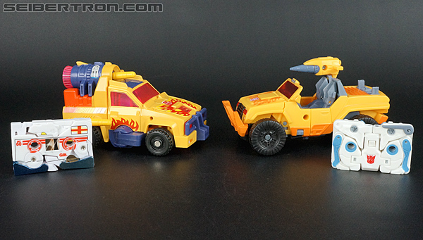 Transformers Convention & Club Exclusives Ravage (Shattered Glass) (Image #36 of 118)