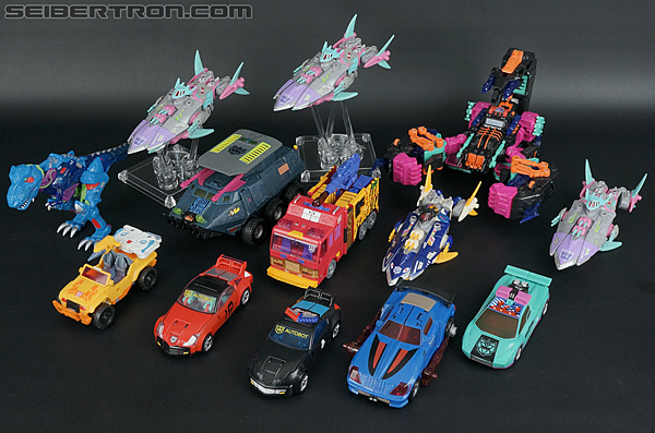 Transformers Convention & Club Exclusives Ravage (Shattered Glass) (Image #40 of 118)