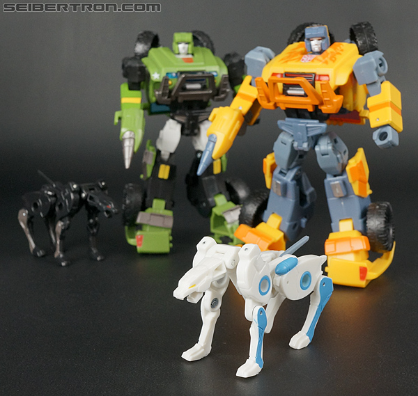 Transformers Convention & Club Exclusives Ravage (Shattered Glass) (Image #90 of 118)