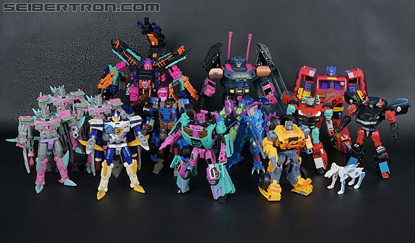Transformers Convention & Club Exclusives Ravage (Shattered Glass) (Image #100 of 118)