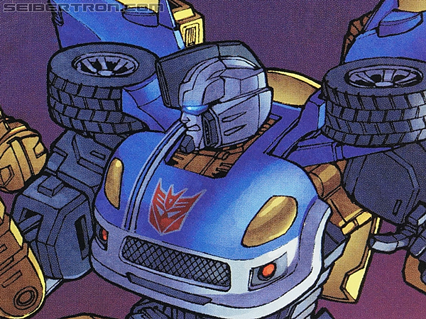 Transformers Convention & Club Exclusives Treadshot (Image #4 of 155)