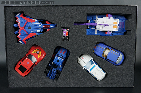 Transformers Convention & Club Exclusives Treadshot (Image #5 of 155)