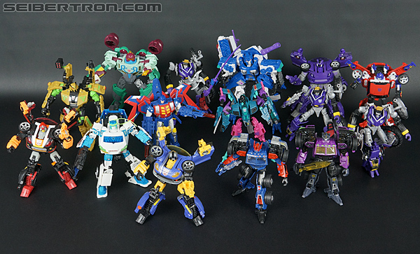 Transformers Convention & Club Exclusives Turbo Tracks (Road Rage) (Image #134 of 135)