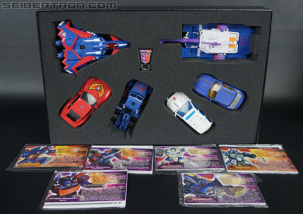 Transformers Convention & Club Exclusives Ultra Magnus (Shattered Glass) (Image #7 of 142)