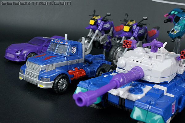Transformers Convention & Club Exclusives Ultra Magnus (Shattered Glass) (Image #44 of 142)