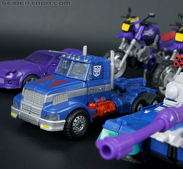 Transformers Convention & Club Exclusives Ultra Magnus (Shattered Glass) (Image #45 of 142)
