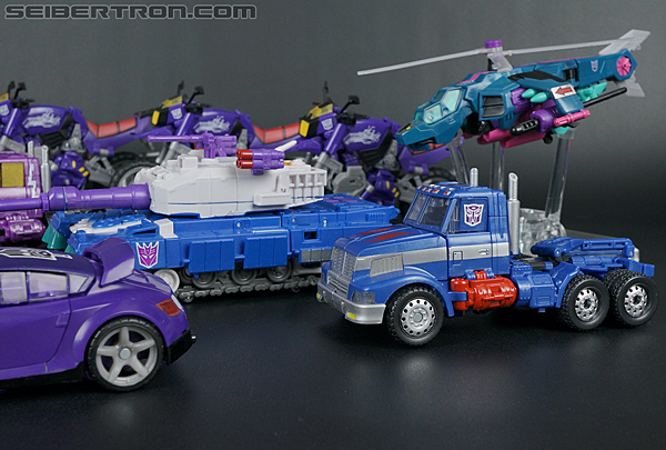 Transformers Convention & Club Exclusives Ultra Magnus (Shattered Glass) (Image #48 of 142)