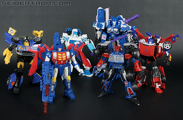 Transformers Convention & Club Exclusives Ultra Magnus (Shattered Glass) (Image #124 of 142)