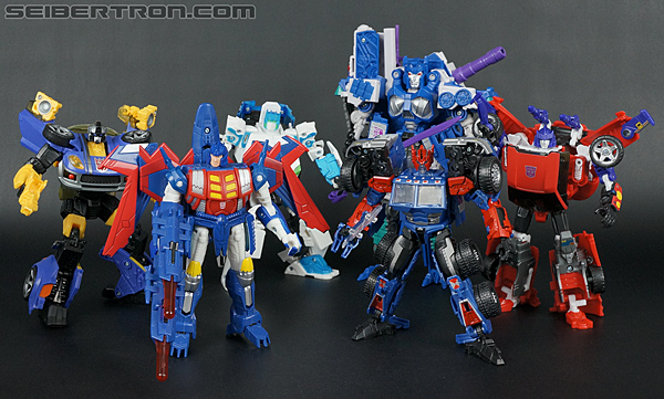 Transformers Convention & Club Exclusives Ultra Magnus (Shattered Glass) (Image #125 of 142)