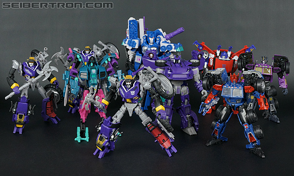 Transformers Convention & Club Exclusives Ultra Magnus (Shattered Glass) (Image #128 of 142)