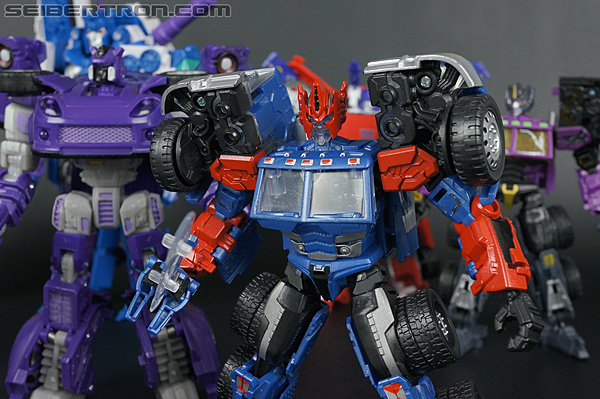 Transformers Convention & Club Exclusives Ultra Magnus (Shattered Glass) (Image #130 of 142)