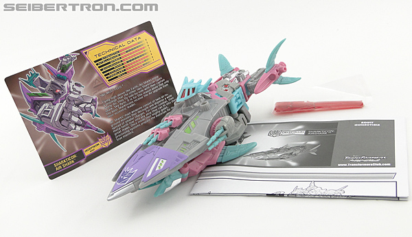 Transformers Convention & Club Exclusives Sharkticon: Air Shark (Image #6 of 134)