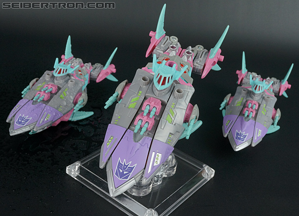 Transformers Convention & Club Exclusives Sharkticon: Air Shark (Image #42 of 134)