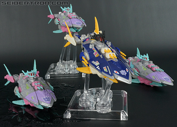 Transformers Convention & Club Exclusives Sharkticon: Air Shark (Image #45 of 134)