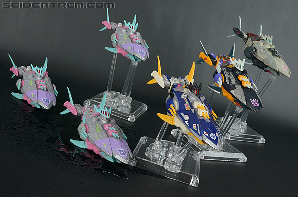 Transformers Convention & Club Exclusives Sharkticon: Air Shark (Image #48 of 134)