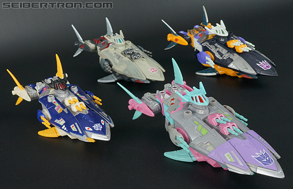 Transformers Convention & Club Exclusives Sharkticon: Air Shark (Image #50 of 134)
