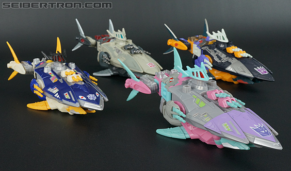 Transformers Convention & Club Exclusives Sharkticon: Air Shark (Image #51 of 134)