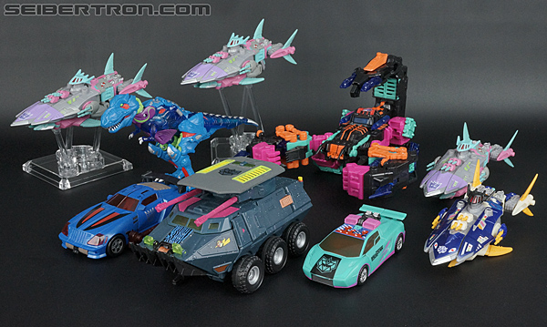 Transformers Convention & Club Exclusives Sharkticon: Air Shark (Image #52 of 134)