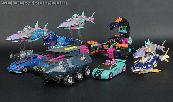 Transformers Convention & Club Exclusives Sharkticon: Air Shark (Image #53 of 134)